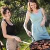 Come gli uomini e le donne organizzano un barbecue su WhatsApp